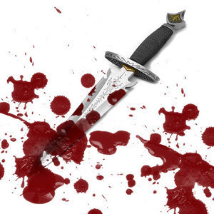 Image = Bloody_Knife_by_UchihaVenger
